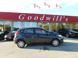 Used 2011 Ford Fiesta SE! CLEAN CARPROOF! HEATED SEATS! BLUETOOTH! for sale in Aylmer, ON