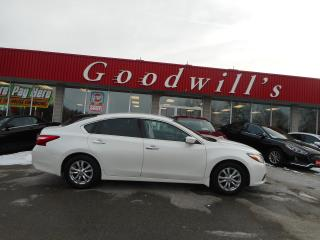 Used 2016 Nissan Altima BASE! BLUETOOTH! BACKUP CAMERA! for sale in Aylmer, ON