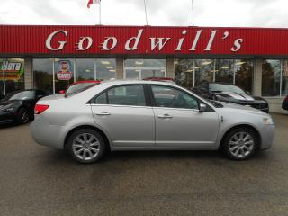 Used 2010 Lincoln MKZ HEATED COOLED LEATHER! SUNROOF! for sale in Aylmer, ON