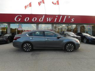 Used 2018 Nissan Altima SV! HEATED SEATS & WHEEL! REMOTE START! SUNROOF! for sale in Aylmer, ON