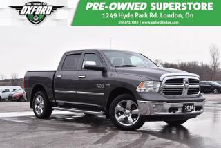 Used 2014 RAM 1500 SLT - Well Maintained, One Owner, Tow Package for sale in London, ON