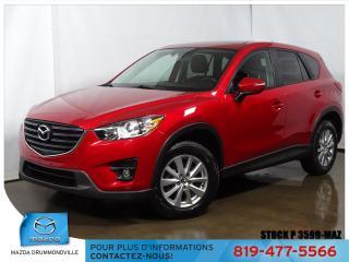 Used 2016 Mazda CX-5 |GS|TOITOUV|GPS|CAMERA|SIEGCHAUF| for sale in Drummondville, QC