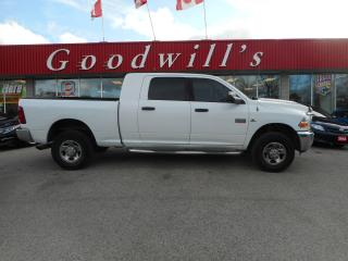 Used 2011 RAM 2500 SLT! HEAVY DUTY! DIESEL! for sale in Aylmer, ON