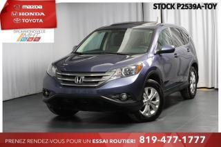 Used 2013 Honda CR-V INTÉGRALE| EX| TOÎT OUVRANT| for sale in Drummondville, QC