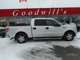Used 2010 Ford F-150 XLT! CREW! WELL OILED! GREAT CONDITION! for sale in Aylmer, ON