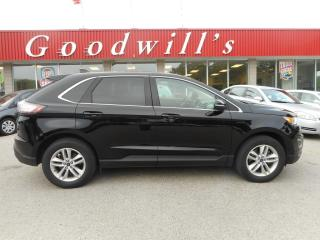 Used 2017 Ford Edge SEL! HEATED SEATS! BACKUP CAMERA! BLUETOOTH! for sale in Aylmer, ON