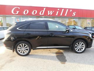 Used 2015 Lexus RX 350 CLEAN CARFAX! HEATED LEATHER SEATS! for sale in Aylmer, ON