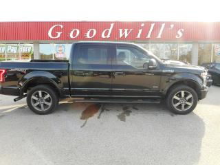 Used 2016 Ford F-150 XLT! SUPER CREW! NAVI! CLEAN CARPROOF! for sale in Aylmer, ON