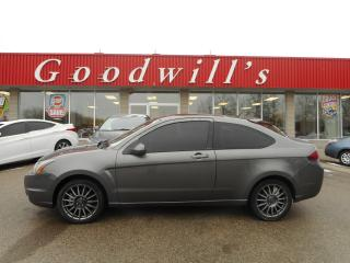 Used 2010 Ford Focus SES! LEATHER SEATS! SUNROOF! for sale in Aylmer, ON