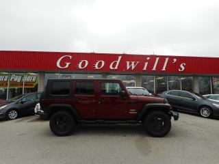 Used 2010 Jeep Wrangler Unlimited SAHARA! for sale in Aylmer, ON