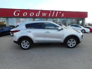 Used 2017 Kia Sportage HEATED SEATS! BACKUP CAMERA! BLUETOOTH! for sale in Aylmer, ON