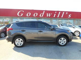 Used 2013 Toyota RAV4 LE! CLEAN CARPROOF! BLUETOOTH! for sale in Aylmer, ON