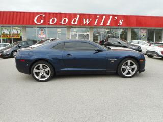 Used 2010 Chevrolet Camaro SS! LT1! for sale in Aylmer, ON