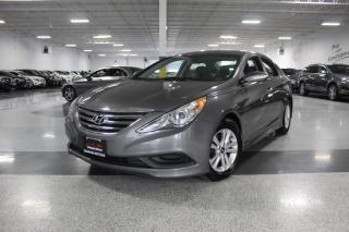 Used 2014 Hyundai Sonata NO ACCIDENTS I HEATED SEATS I KEYLESS ENTRY I POWER OPTIONS for sale in Mississauga, ON