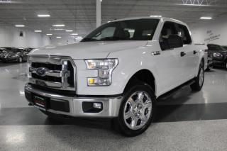 Used 2017 Ford F-150 XLT | SUPERCREW | 4X4 I NO ACCIDENTS I REAR CAM I CRUISE for sale in Mississauga, ON