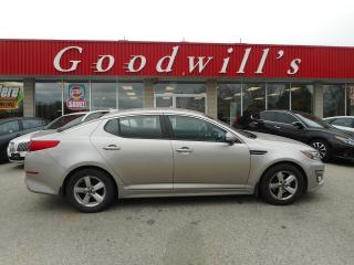Used 2015 Kia Optima LX! BLUETOOTH! for sale in Aylmer, ON