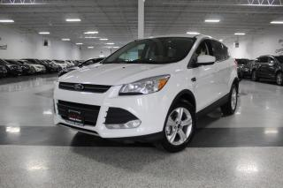 Used 2015 Ford Escape SE I NO ACCIDENTS I REAR CAM I HEATED SEATS I KEYLESS ENTRY for sale in Mississauga, ON