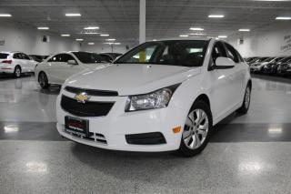 Used 2013 Chevrolet Cruze LT I KEYLESS ENTRY I POWER OPTIONS I CRUISE for sale in Mississauga, ON