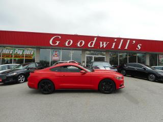 Used 2015 Ford Mustang 2.3L! ECOBOOST! RECARO BUCKET SEATS! for sale in Aylmer, ON