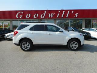 Used 2017 Chevrolet Equinox HEATED SEATS! REMOTE START! BACKUP CAM! for sale in Aylmer, ON
