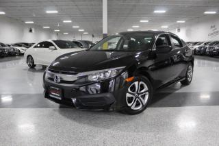 Used 2016 Honda Civic LX I BIG SCREEN I REAR CAM I HEATED SEATS I KEYLESS ENTRY for sale in Mississauga, ON