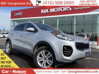 Used 2017 Kia Sportage ACCIDENT-FREE | AWD | B/UP CAM | B/T | CRUISE for sale in Georgetown, ON