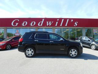 Used 2017 GMC Terrain SLE! CLEAN CARPROOF! HEATED SEATS! REMOTE START! for sale in Aylmer, ON
