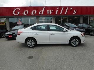 Used 2014 Nissan Sentra CLEAN CARPROOF! BLUETOOTH! for sale in Aylmer, ON
