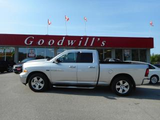 Used 2011 RAM 1500 QUAD CAB! for sale in Aylmer, ON