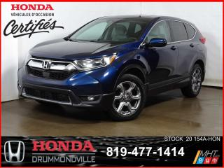 Used 2017 Honda CR-V AWD+ EX+TOITOUV+CAMÉRA+SIEGCHAUFF+BLUETOOTH+++ for sale in Drummondville, QC