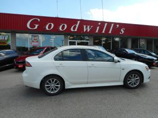 Used 2015 Mitsubishi Lancer POWER WINDOWS! POWER MIRRORS! CRUISE CONTROL! for sale in Aylmer, ON