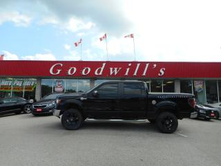 Used 2009 Ford F-150 AS IS! HEATED, COOLED LEATHER SEATS! SUNROOF! for sale in Aylmer, ON