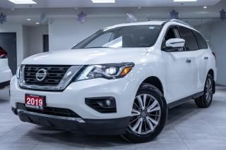 Used 2019 Nissan Pathfinder *No Payments for 6 Months!!! - SV Tech PKG for sale in Richmond Hill, ON