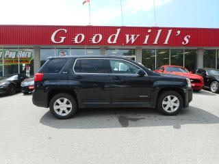 Used 2012 GMC Terrain SLE-1! CLEAN CARPROOF! BACKUP CAMERA! BLUETOOTH! for sale in Aylmer, ON