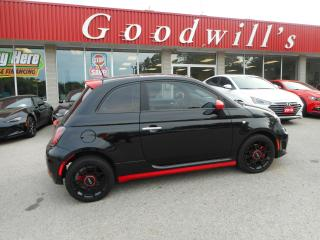 Used 2013 Fiat 500 SPORT! HEATED SEATS! SUNROOF! for sale in Aylmer, ON