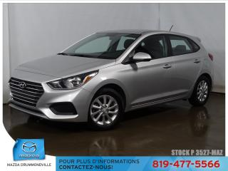 Used 2019 Hyundai Accent PREFERRED SIEGCHAUF REGVIT BLUETOOTH AC for sale in Drummondville, QC