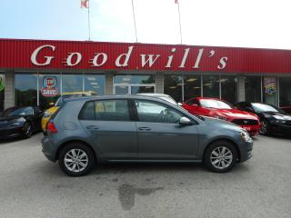 Used 2016 Volkswagen Golf TSI! HEATED SEATS! BACKUP CAM! BLUETOOTH! for sale in Aylmer, ON