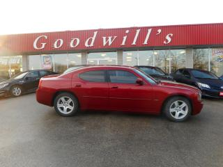 Used 2010 Dodge Charger RT! HEATED LEATHER! SUNROOF! for sale in Aylmer, ON