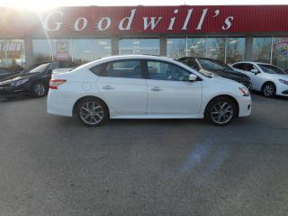Used 2014 Nissan Sentra SR! HEATED SEATS! BACKUP CAMERA! SUNROOF! NAVI! for sale in Aylmer, ON