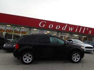 Used 2014 Ford Edge SEL! HEATED SEATS! BLUETOOTH! BACKUP CAMERA! for sale in Aylmer, ON