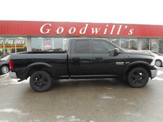 Used 2016 RAM 1500 SLT! CLEAN CARPROOF! 6'3 BOX! 6 PASS! BLUETOOTH! for sale in Aylmer, ON