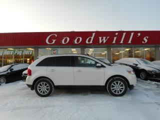 Used 2011 Ford Edge LTD! CLEAN CARPROOF! NAVI! HEATED LEATHER! for sale in Aylmer, ON