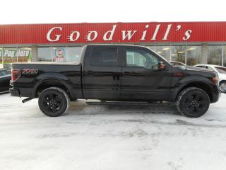 Used 2014 Ford F-150 FX4! HEATED, COOLED LEATHER! REMOTE START! for sale in Aylmer, ON