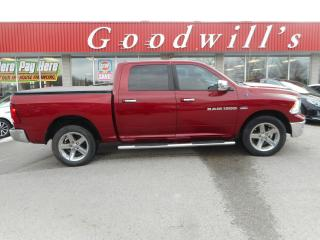 Used 2012 RAM 1500 BIG HORN! BLUETOOTH! for sale in Aylmer, ON