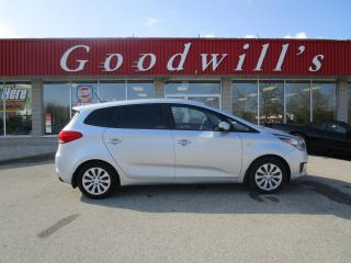 Used 2016 Kia Rondo LX! BLUETOOTH! CLEAN CARFAX! for sale in Aylmer, ON