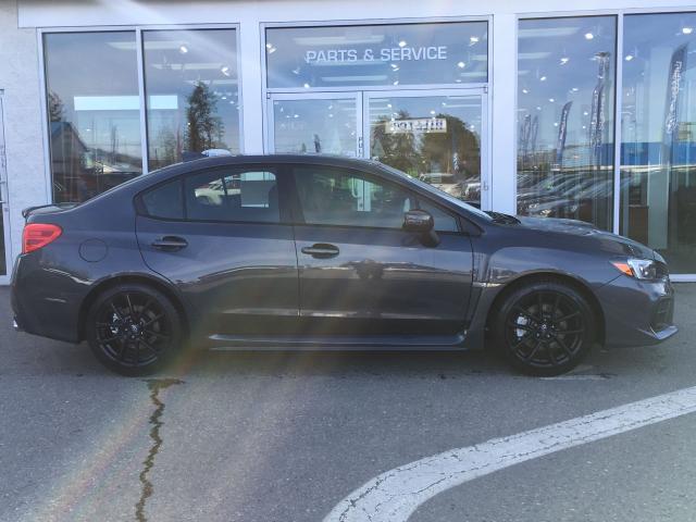 2020 Subaru WRX Sport-tech