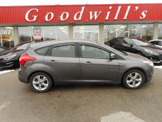 Used 2013 Ford Focus SE! HEATED SEATS! BLUETOOTH! for sale in Aylmer, ON