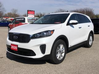 Used 2020 Kia Sorento LX+! HEATED SEATS! BLIND SPOT! KEEP LANE ASSIST! for sale in Aylmer, ON