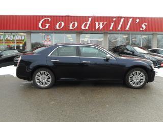 Used 2011 Chrysler 300 RARE AWD HEMI! REMOTE START! SUNROOF! NAV! for sale in Aylmer, ON