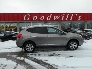 Used 2011 Nissan Rogue SV! CLEAN CARFAX! BLUETOOTH! BACKUP CAMERA! for sale in Aylmer, ON